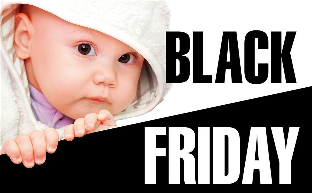 black friday fekete péntek tégel babaáruház bababolt